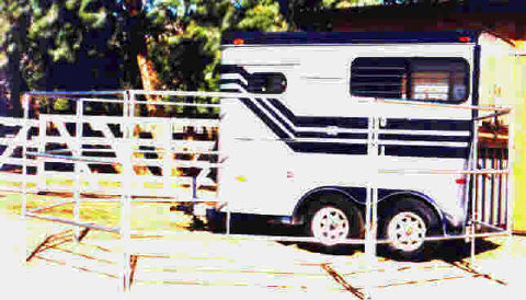LONESTAR PORTABLE TRAILER PANELS