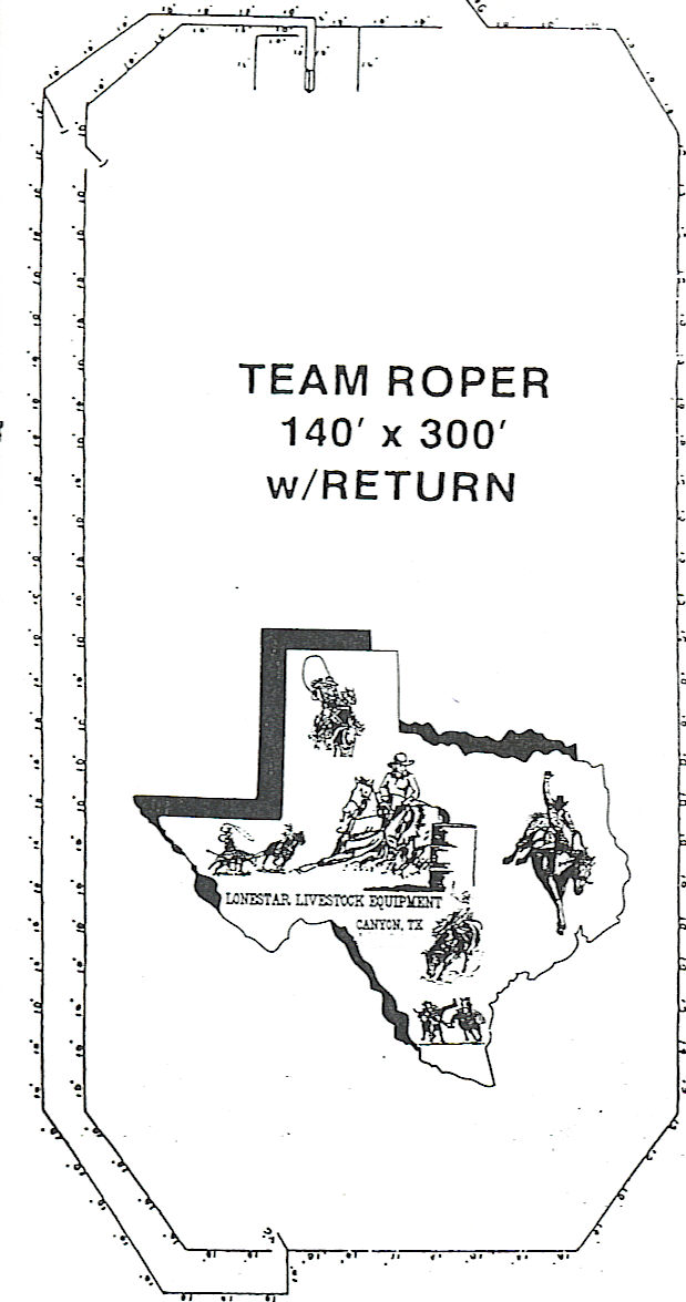 TEAM ROPING ARENAS